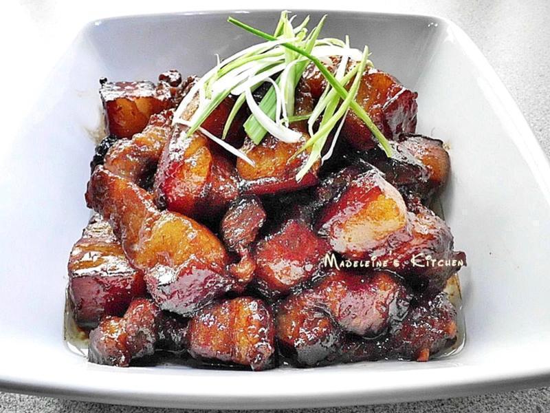 焦糖紅燒肉