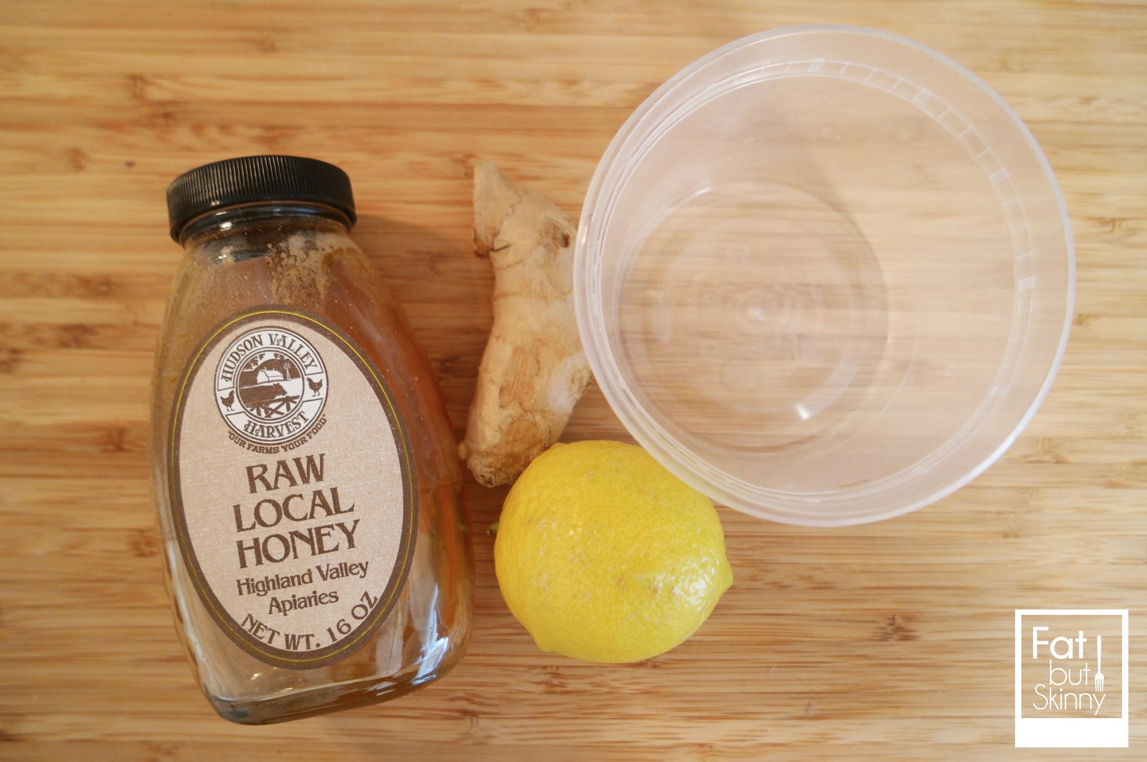 ►萬用◀︎ 生薑檸檬蜂蜜茶