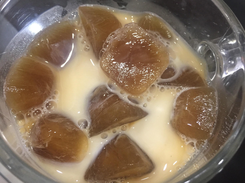 咖啡拿鐵冰磚