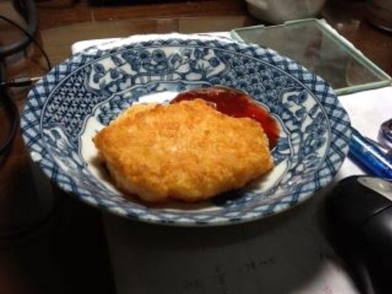 簡單又好吃的蝦餅