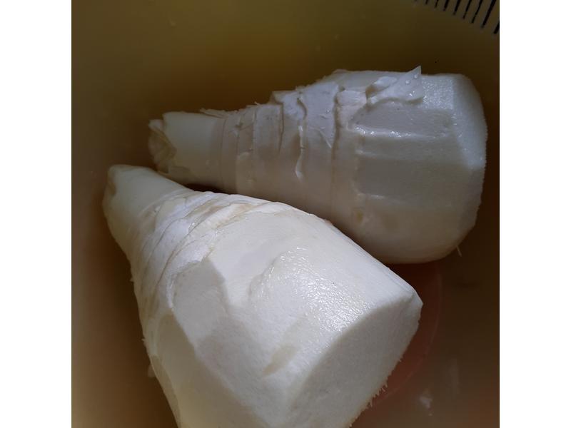 便利冷凍筍