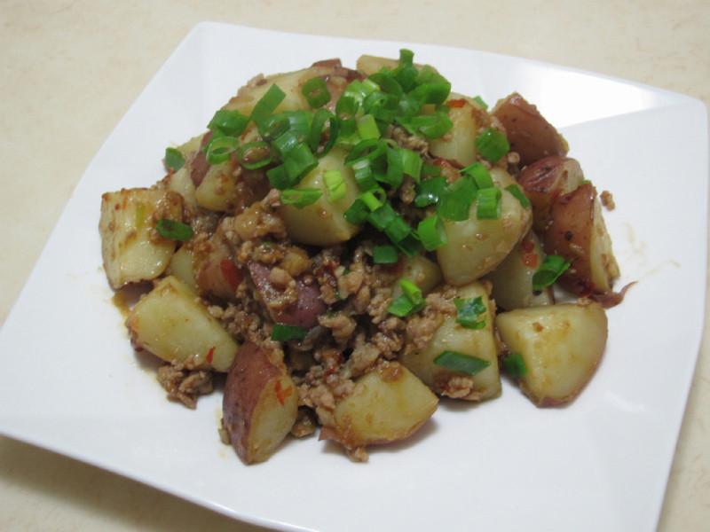 ♥我的手作料理♥ 麻婆馬鈴薯