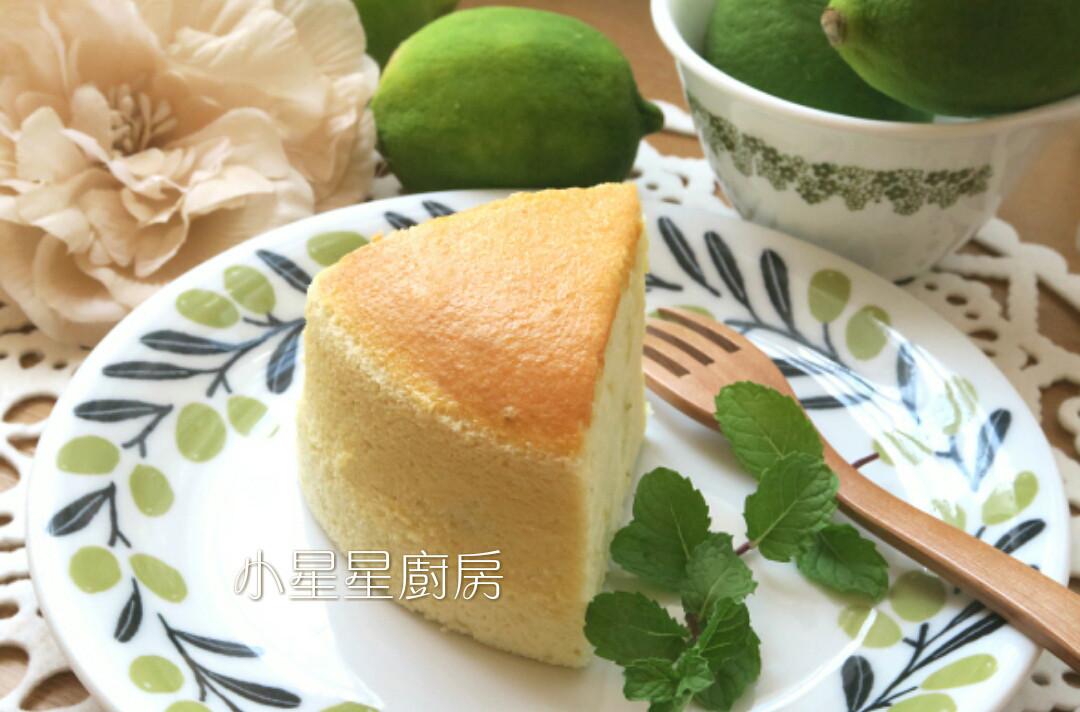 蜂蜜檸檬棉花蛋糕
