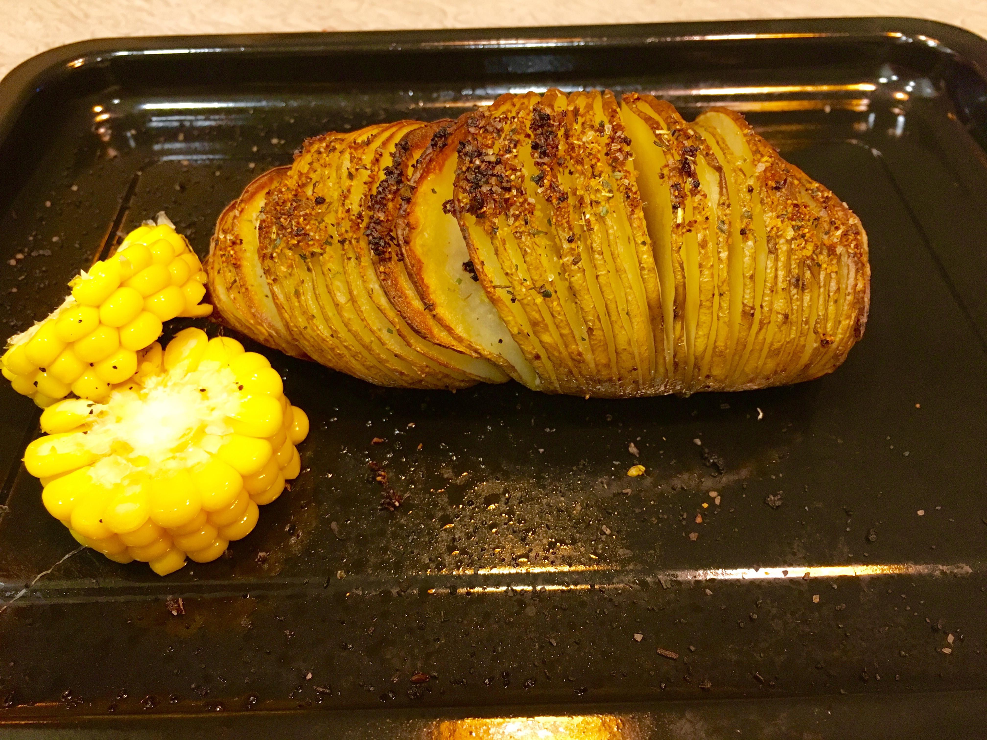 手風琴烤馬鈴薯