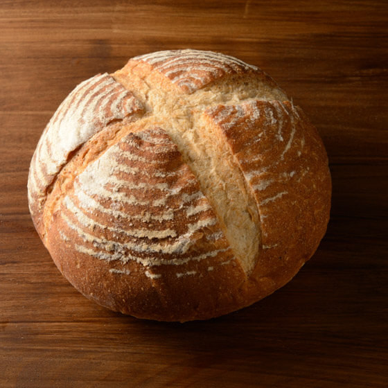 【Tomiz小食堂】鄉村全麥麵包