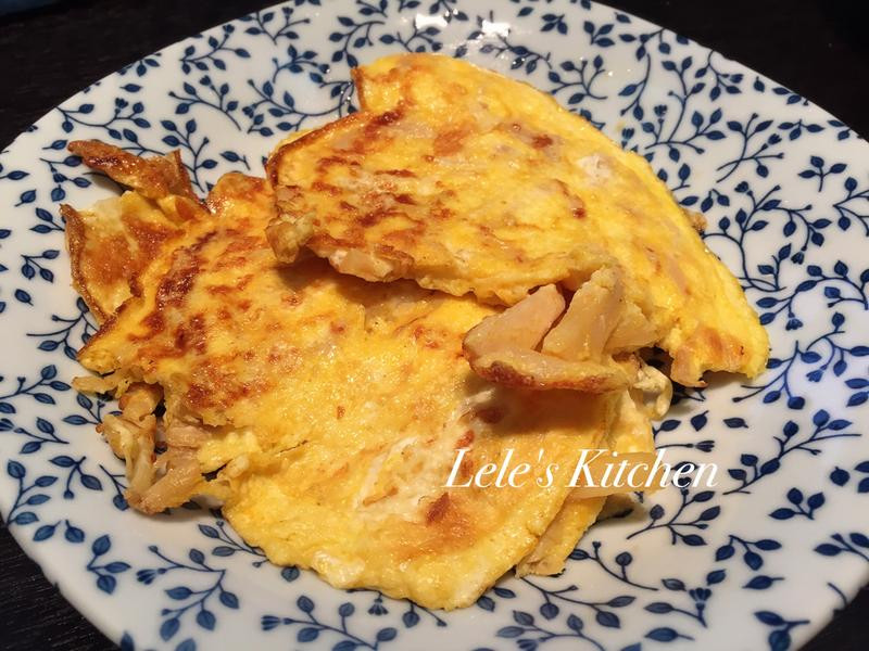 【10分鐘上菜】香筍煎蛋