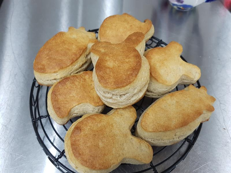 超簡單美式比斯吉 Biscuits
