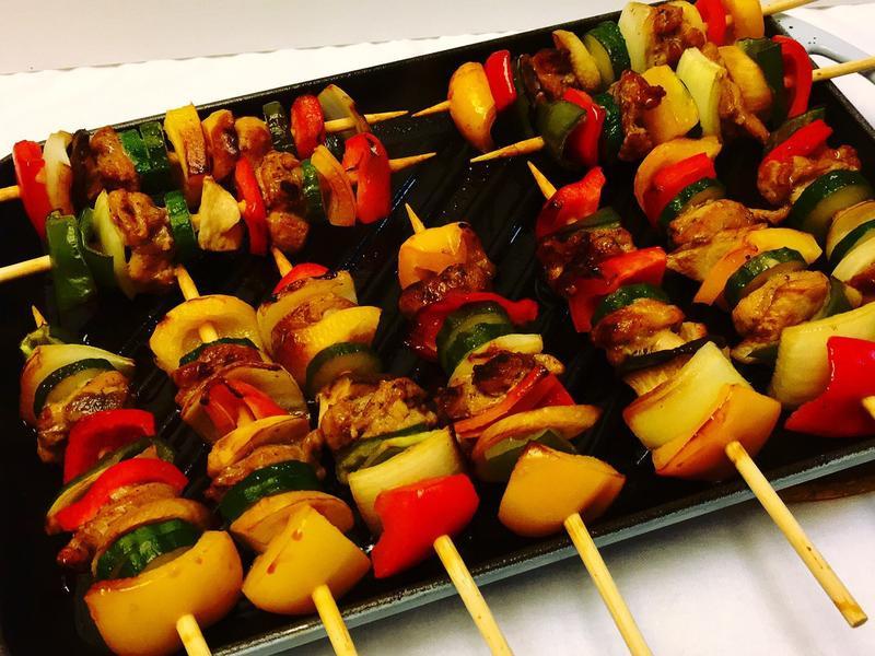 BBQ 烤肉串
