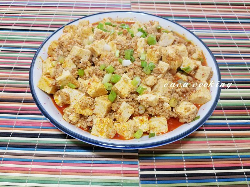 韓式辣醬燴豆腐