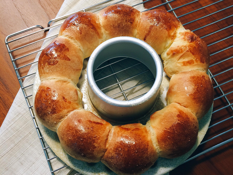 皇冠奶油餐包 Butter Bread