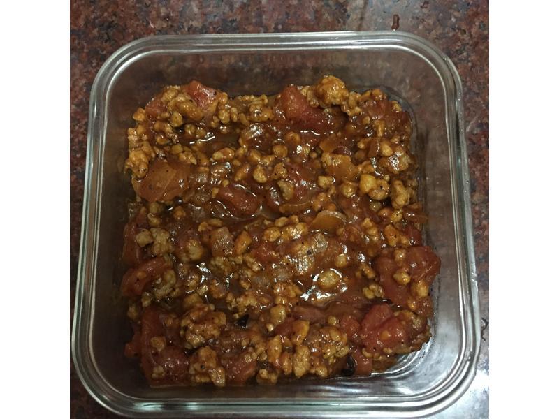 番茄義大利肉醬麵