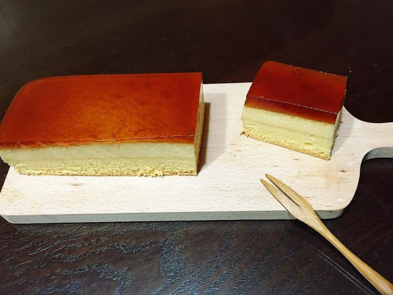 晶凍焦糖布丁蛋糕