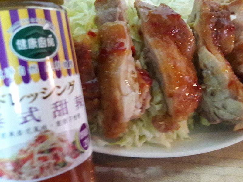泰式雞腿排_健康廚房