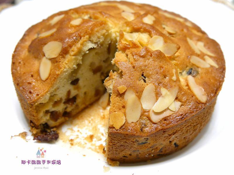 金釀桂圓核桃磅蛋糕─58度金門高粱酒