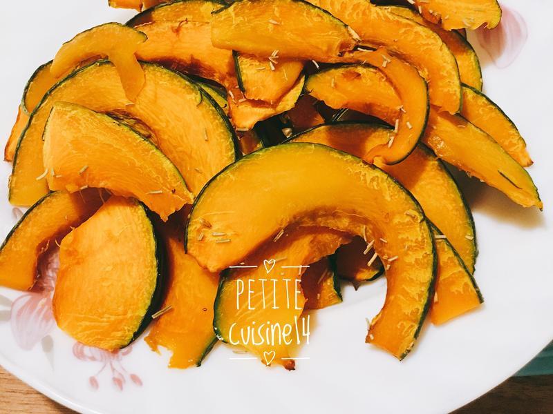 香料烤南瓜