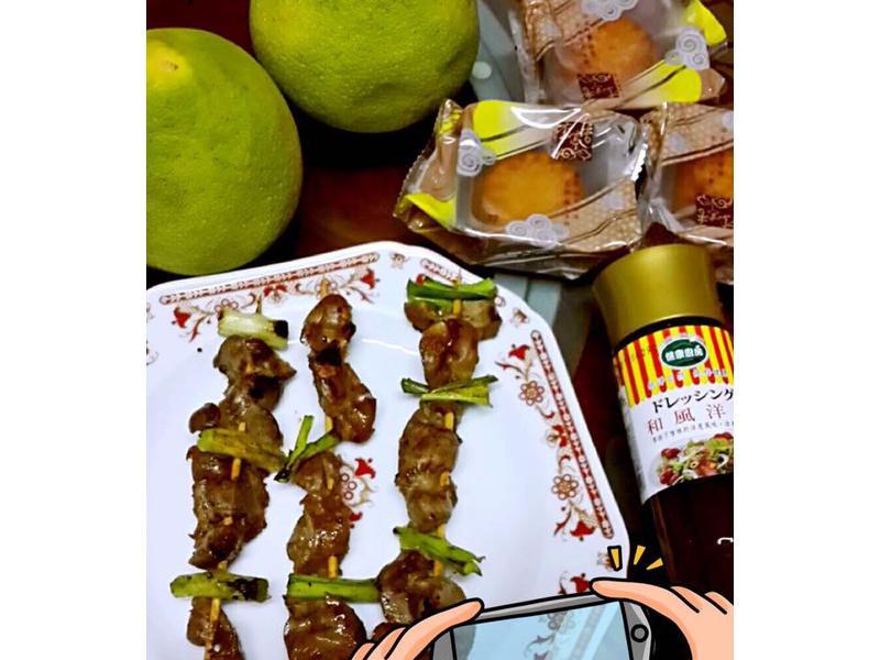 日式雞肫串燒_健康廚房