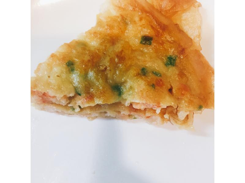 簡易版月亮蝦餅