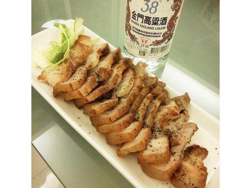高粱嗆五花-38度金門高粱酒