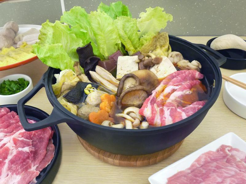 豬梅花養生麻辣火鍋【全聯火鍋祭】
