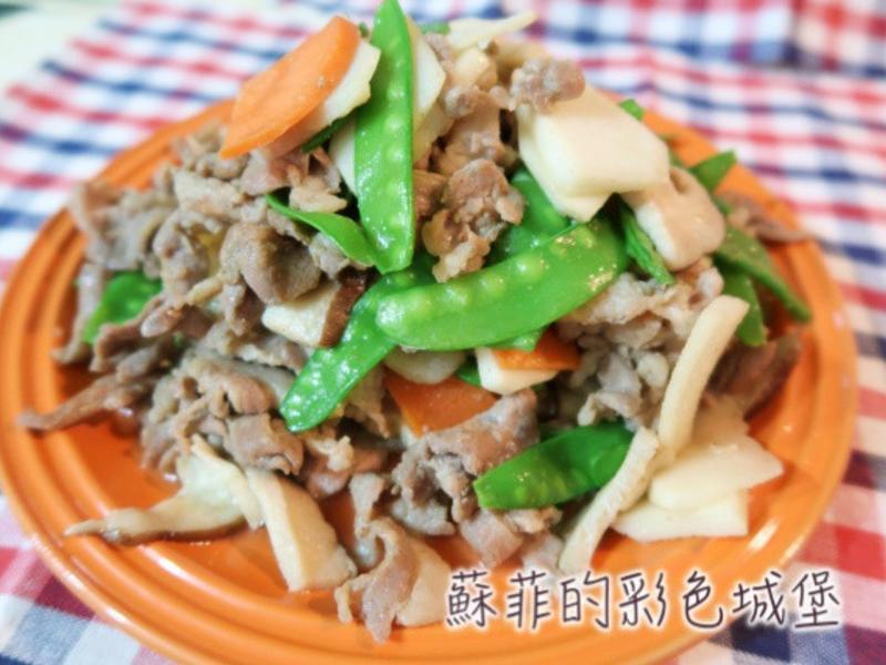 懶人食譜 【炒什錦】 清冰箱料理