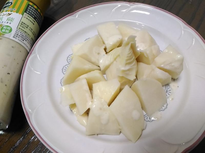 涼拌沙拉荀_健康廚房