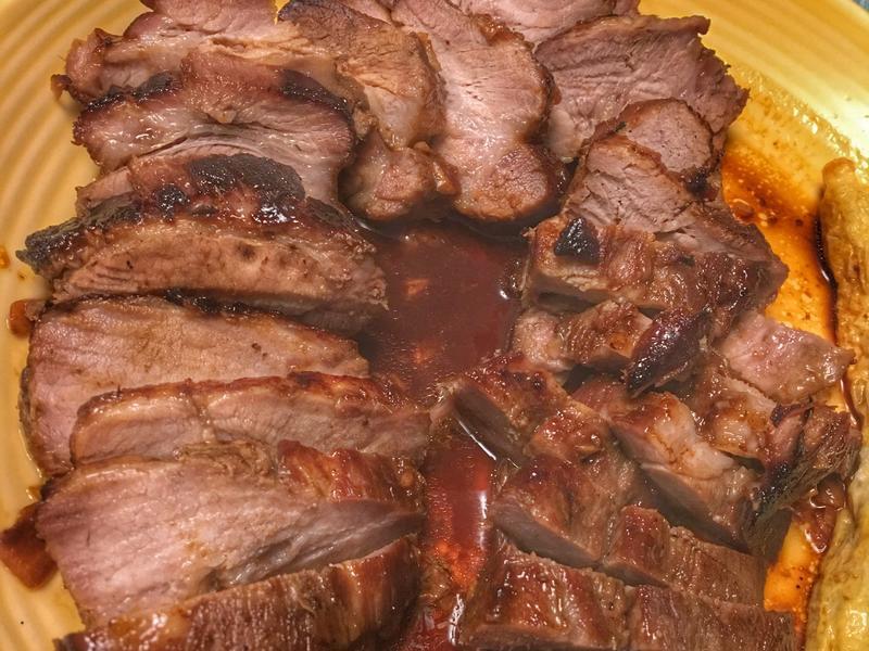 叉燒肉😋簡單健康好吃😋