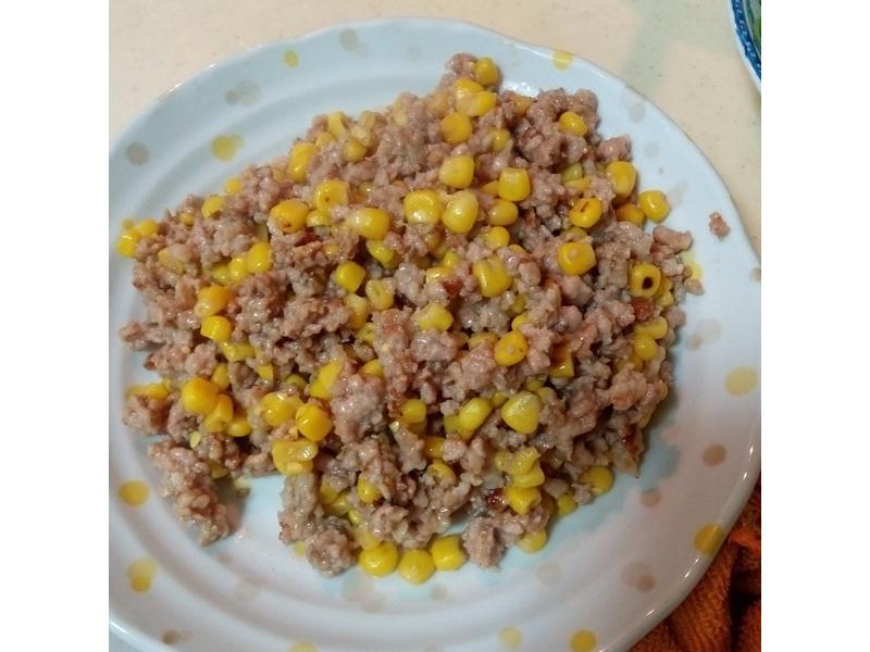 『珮琪隨興煮』玉米絞肉