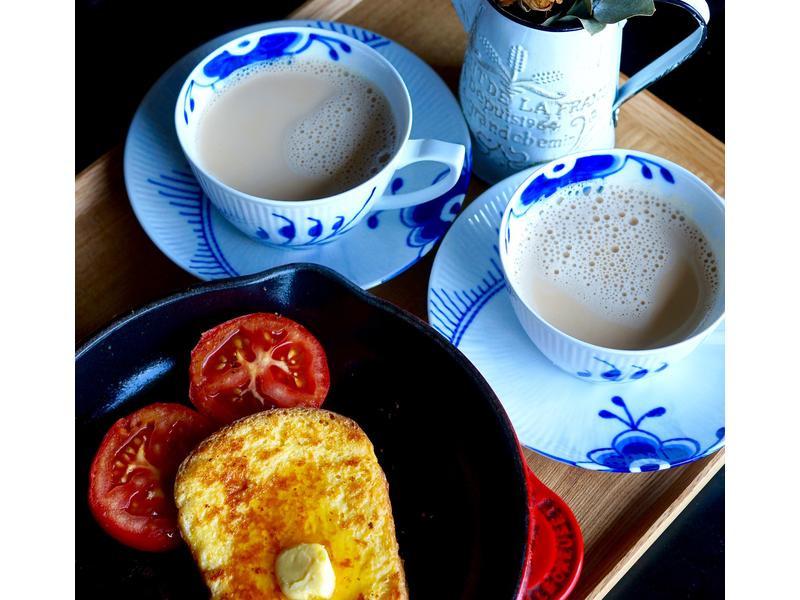 早餐快手做法國吐司