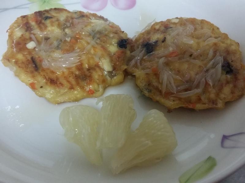 【健康廚房】豆腐漢堡排佐和風香柚醬