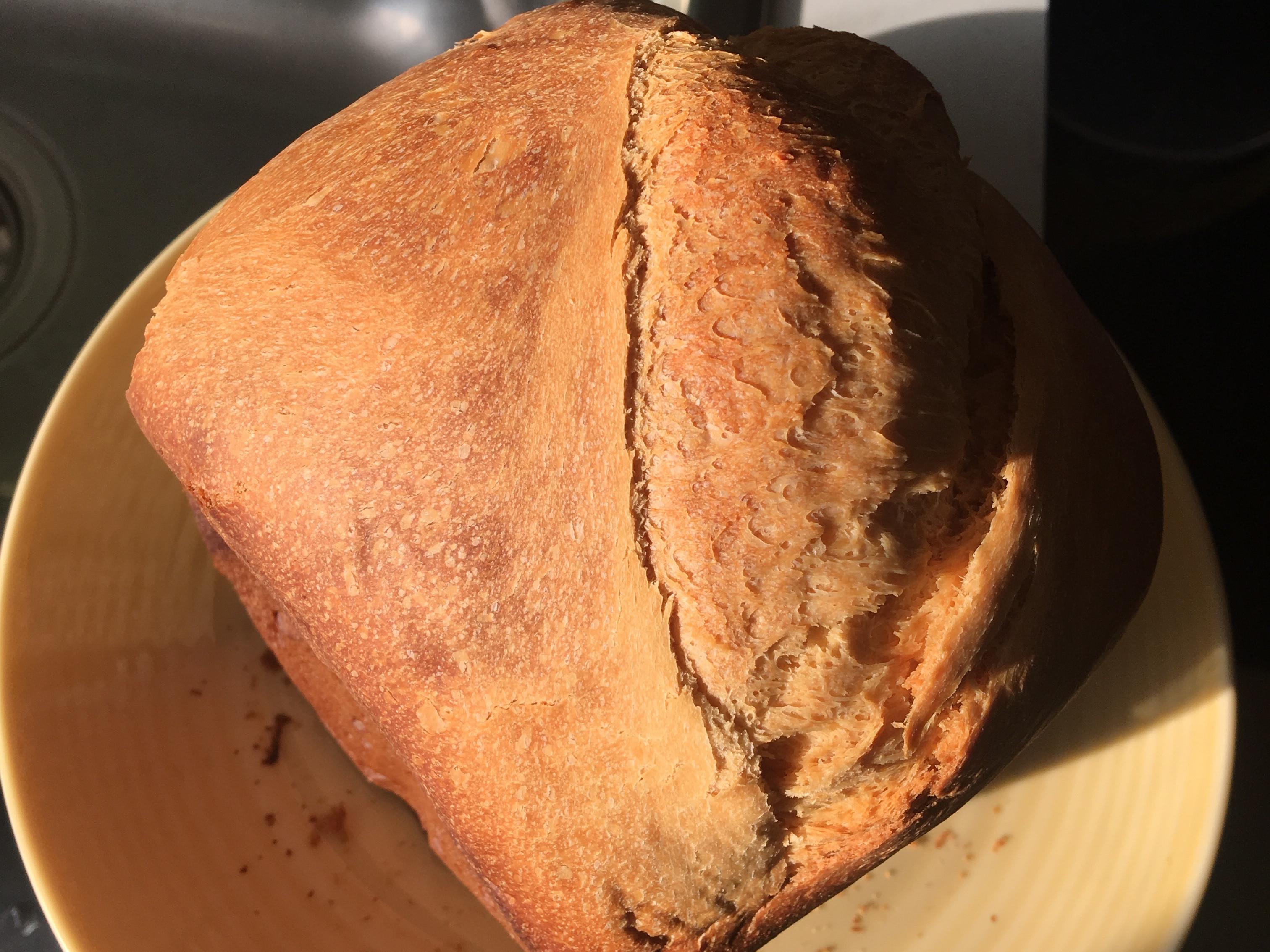 香噴噴的奶香吐司🍞麵包機版
