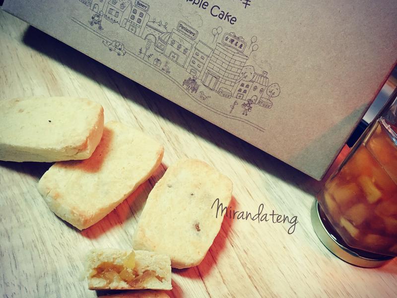 鳳梨酥(麵包機製麵)