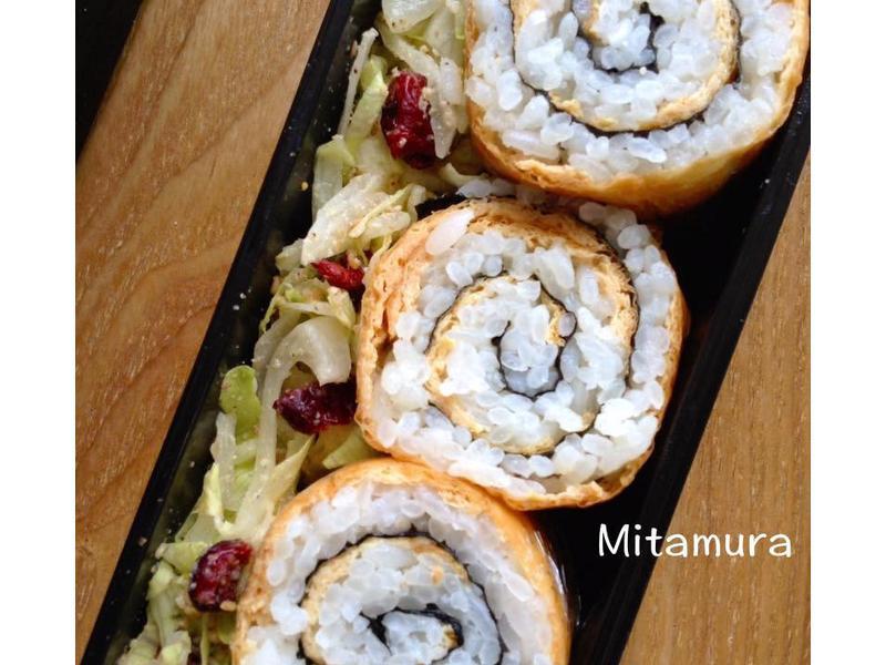 稻荷海苔壽司卷