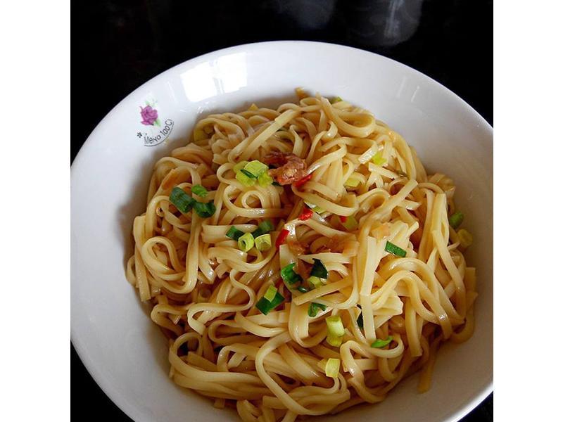 蝦香乾拌麵