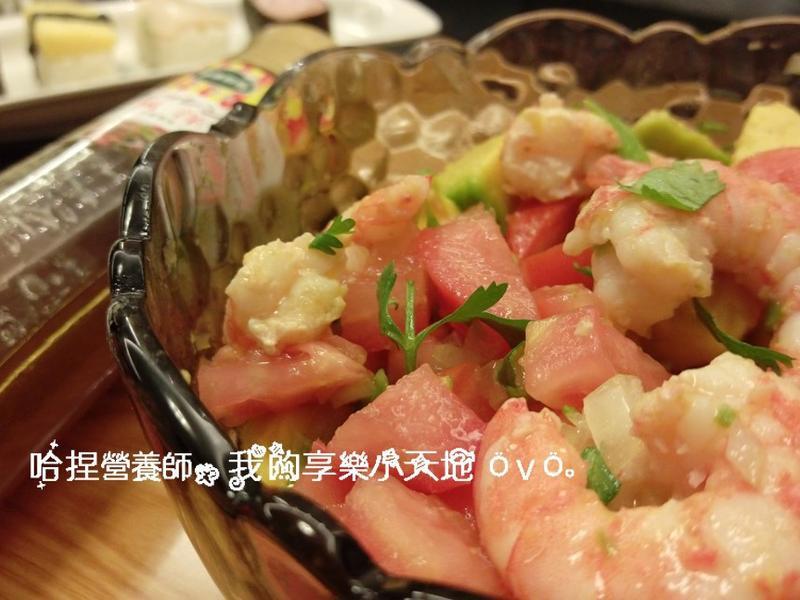 和風鮮蝦酪梨沙拉_健康廚房