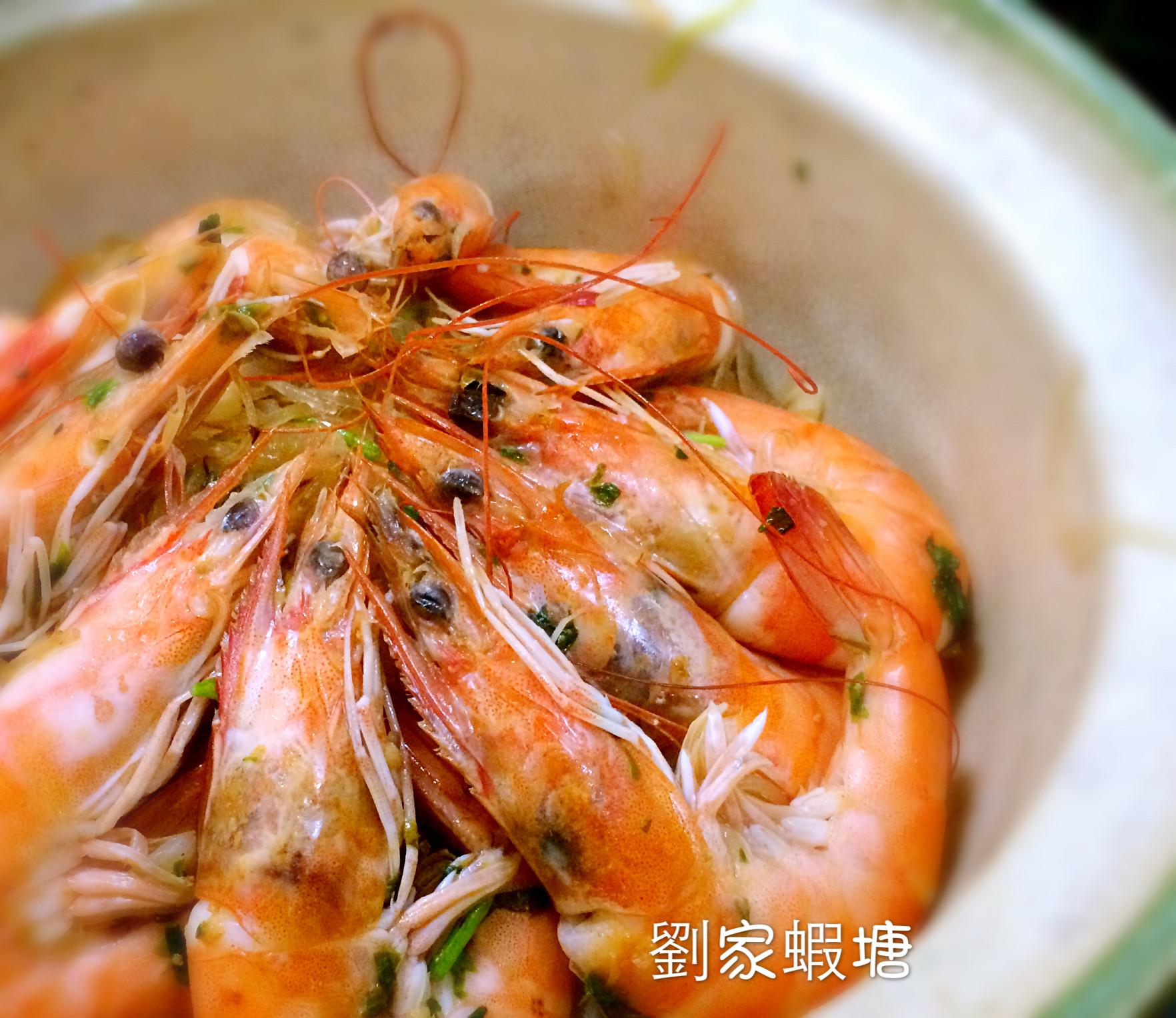 鮮蝦粉絲煲