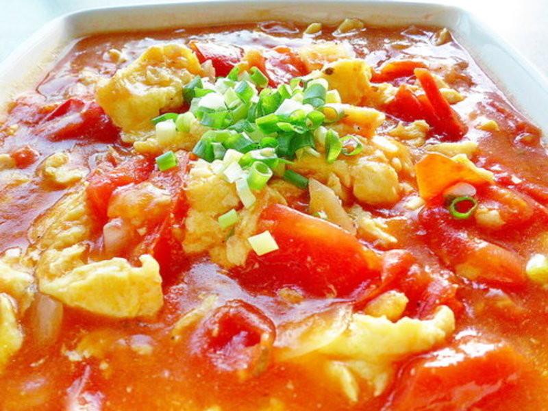 義式風味蕃茄炒蛋