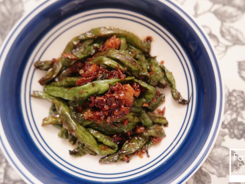 ▶︎超下飯◀︎—乾扁四季豆, 在家輕鬆做