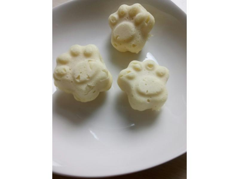 ❤電鍋料理❤進階版香濃起司蒸蛋糕