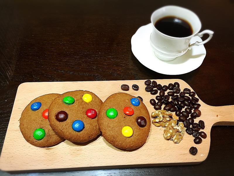mm巧克力餅乾(超簡易香酥脆)