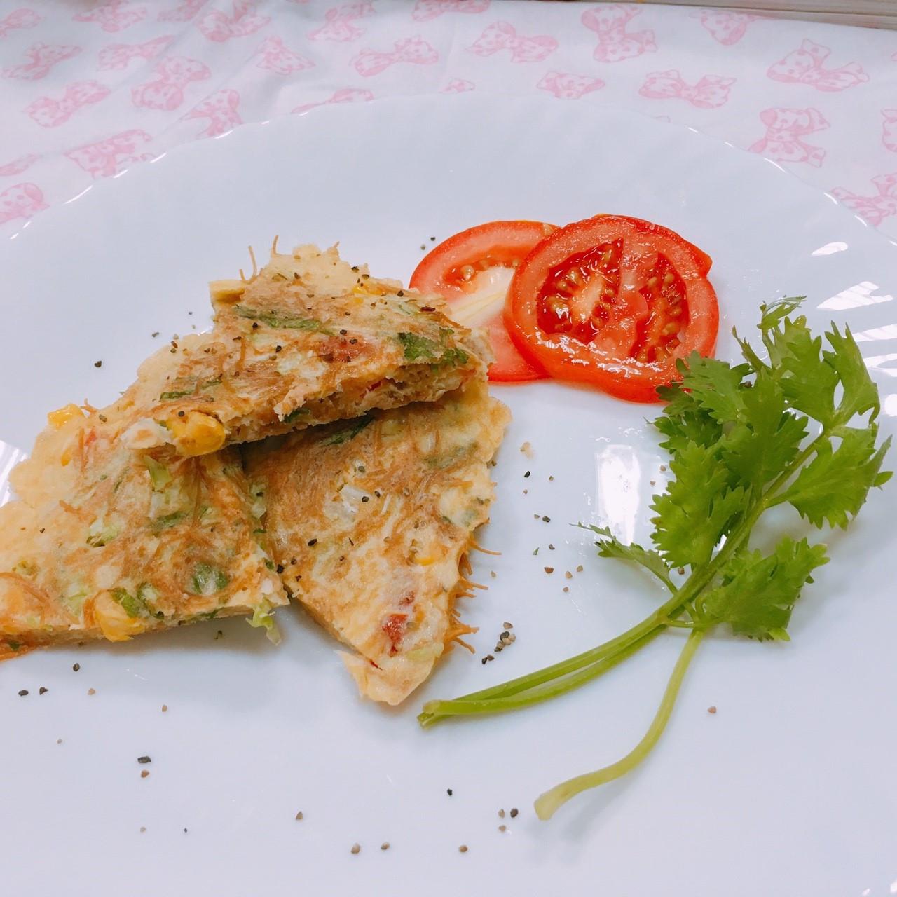 蔬食煎餅-蛋奶素