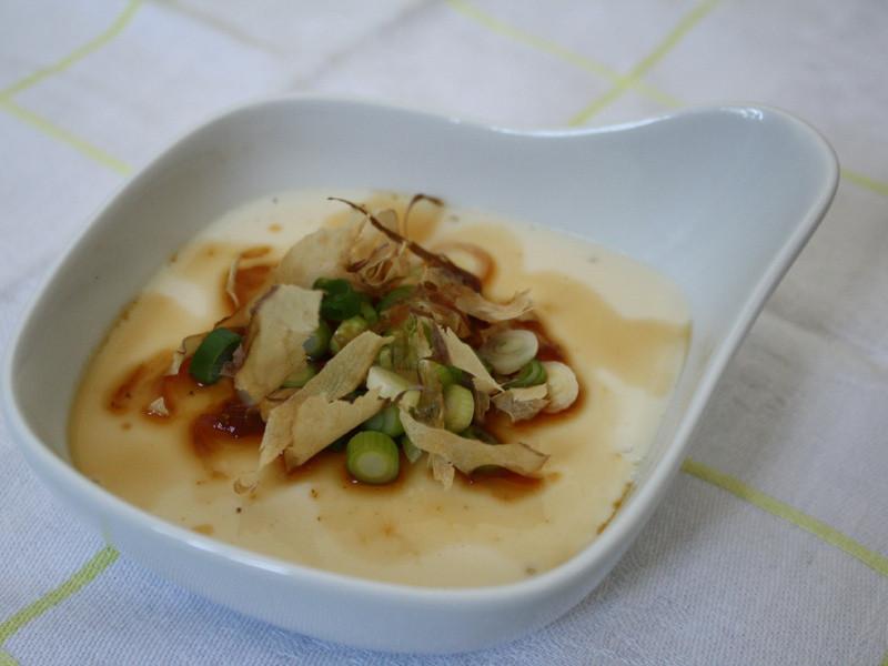 涼拌煎炸都好吃的芙蓉豆腐自己在家做
