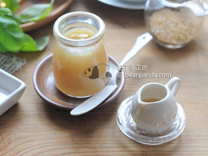 自製豆漿煉乳
