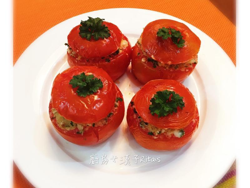 鮮蕃茄鑲肉