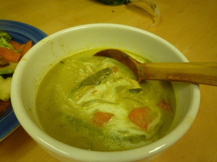.゚+:✿。.留學生食譜の綠咖哩.゚+:✿。.゚