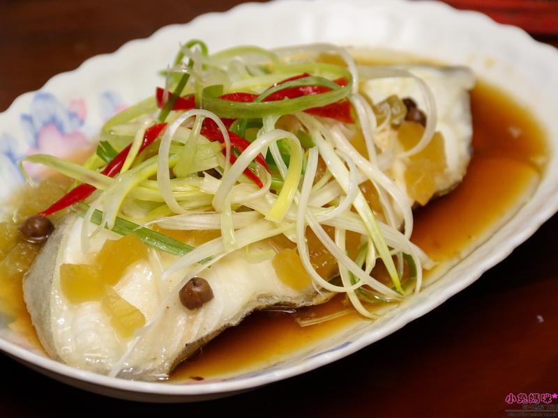 醬冬瓜清蒸鱈魚