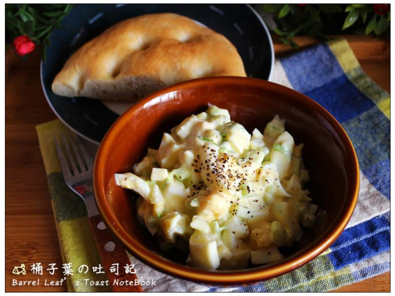 優格蛋沙拉  Egg Salad