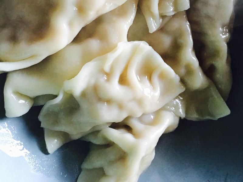 梨山高麗芹菜玉米水餃