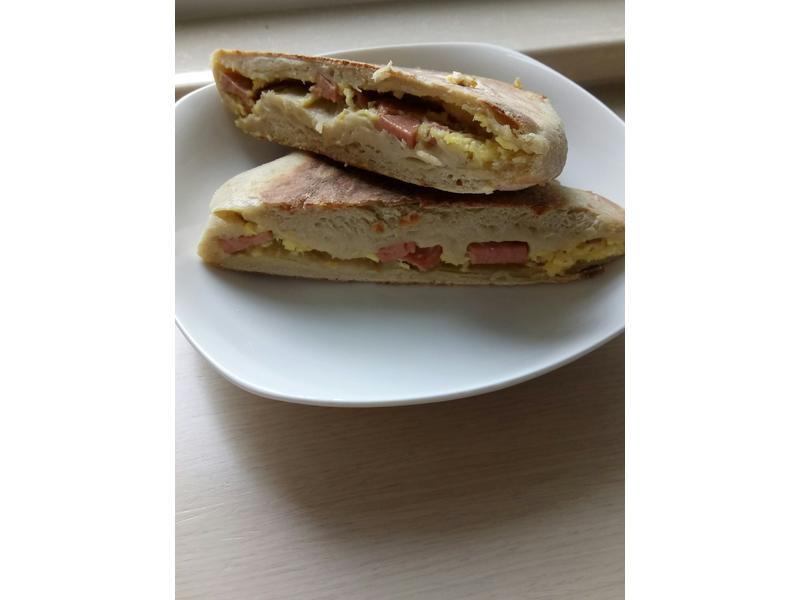❤早餐料理 ❤健康低油外酥內軟好味煎包