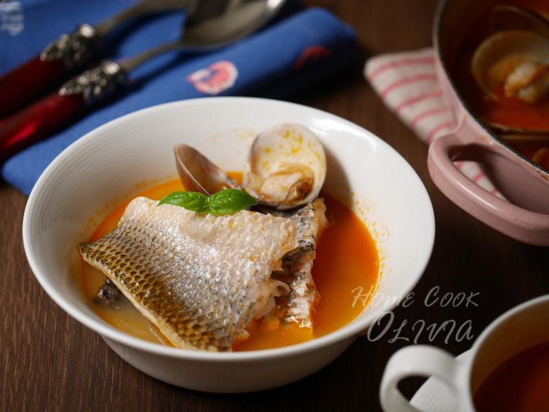 普羅旺斯馬賽魚湯