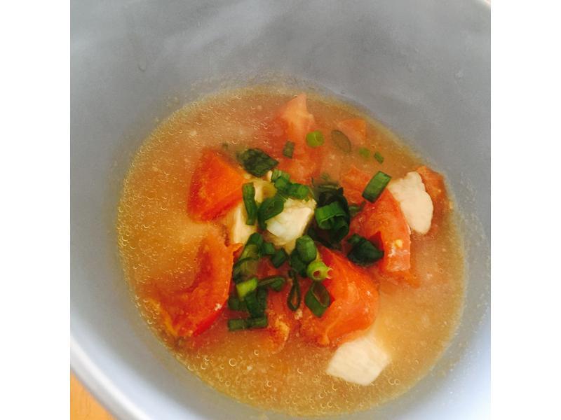 日式燉番茄雞肉